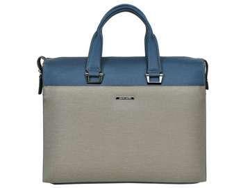 A4 Pierre Cardin LM50051 GP04 khaki + niebieski