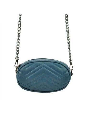 Damska Torebka ekologiczna Glamour 1833 niebieski