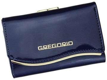 Gregorio ZLF-117 ciemny niebieski