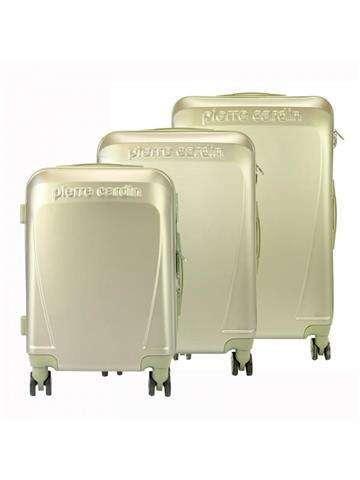 Komplet walizek 3w1 Pierre Cardin ABS1256 RUIAN10 x3 Z oro