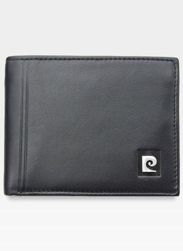 Pierre Cardin Portfel Męski Czarny Skórzany Pudełko Tilak08 325 Premium