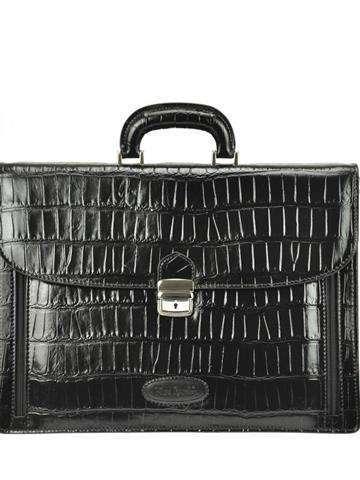 Teczka Aktówka A4 Pierre Cardin 1036 RM02 COCCO czarny