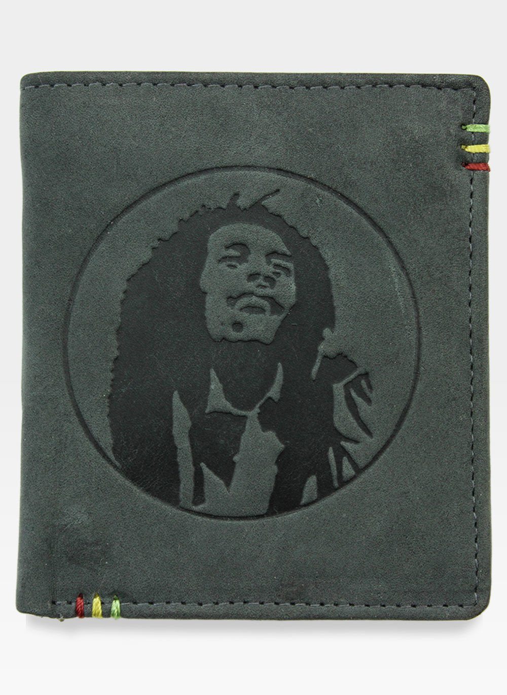 7e6e25f9e0ecb Portfel Męski Mustard ACCESSORIES Bob Marley (Herb) Kliknij, aby powiększyć  ...
