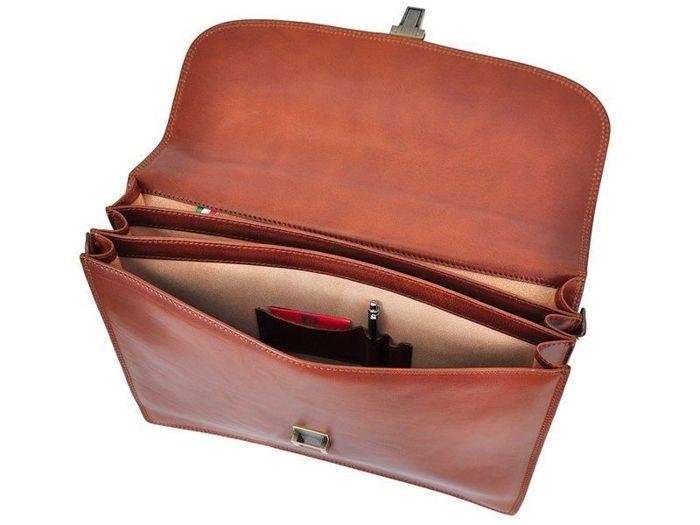 A4 Pierre Cardin 1015 RM02 brązowy