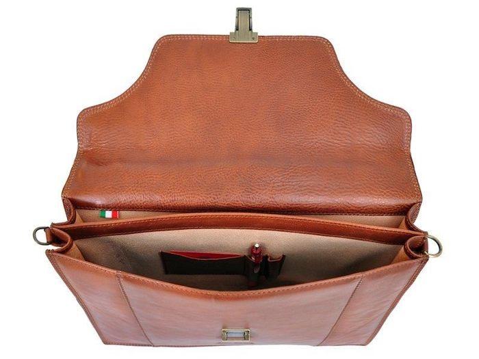 A4 Pierre Cardin 1207 RM02 brązowy