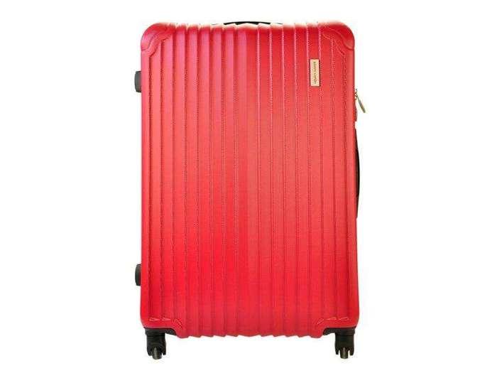 Komplet walizek 3w1 A4 Pierre Cardin ABS1226 RUIAN07 x3 Z niebieski