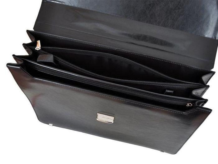Teczka A4 Stefania B551 DW czarny