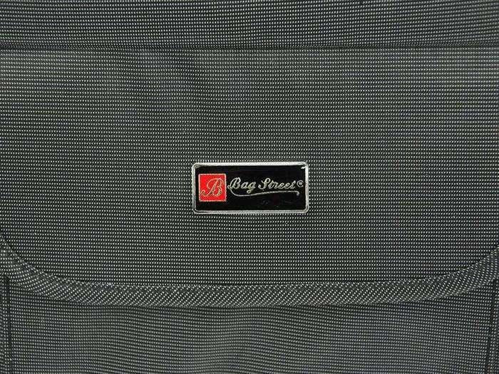 Bag Street 2363 czarny