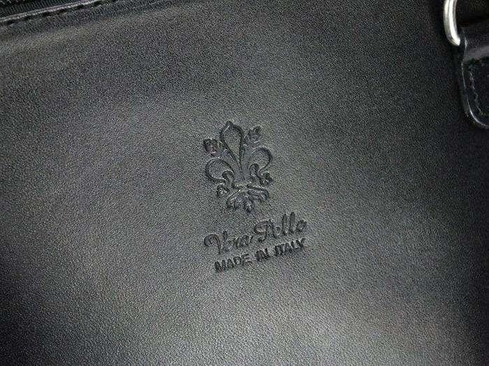 Damska Torebka Skórzana Barberinis 1702 fioletowy