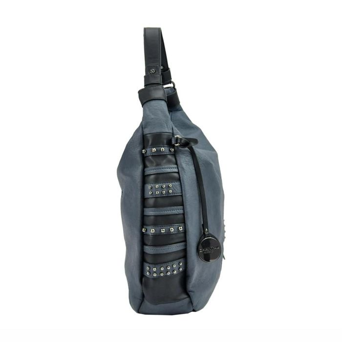 Damska Torebka ekologiczna A4 Chantal 8520-2 granatowy