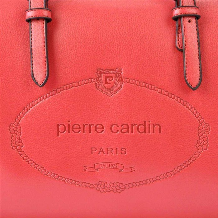 Damska Torebka ekologiczna Pierre Cardin 93833 IZA313 jasny róż
