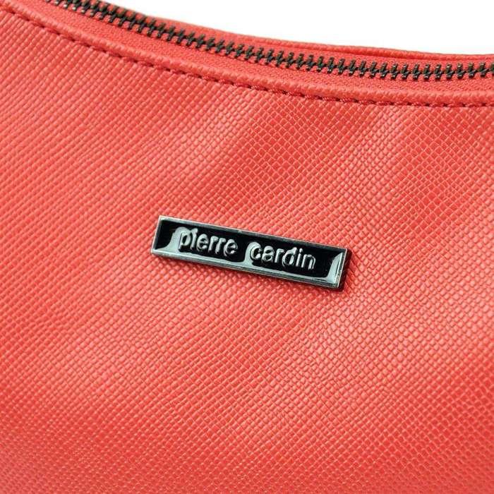 Damska Torebka ekologiczna Pierre Cardin LF01 7489 czerwony