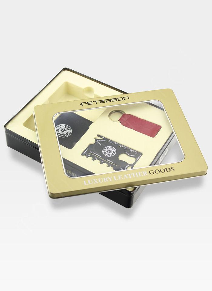 Eleganckie Oryginalne Pudełko Prezentowe Peterson Stwórz Swój Zestaw