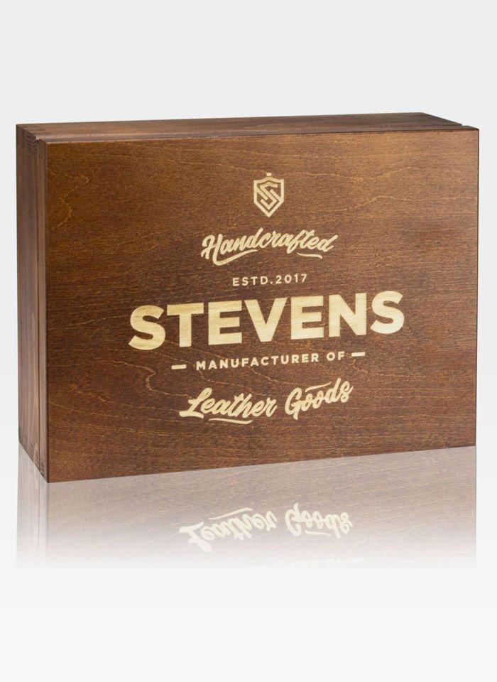 Eleganckie Oryginalne Pudełko Prezentowe STEVENS