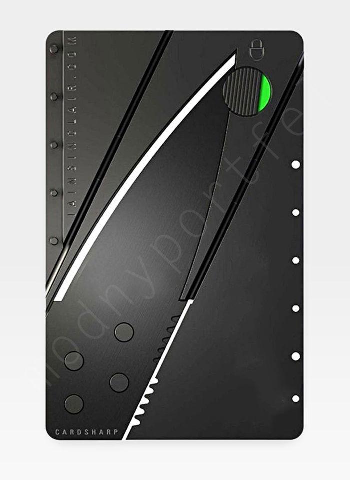 Karta Nóż Evil Blade Knife Card Sharp Card BARDZO OSTRA Wielkości Karty Kredytowej!