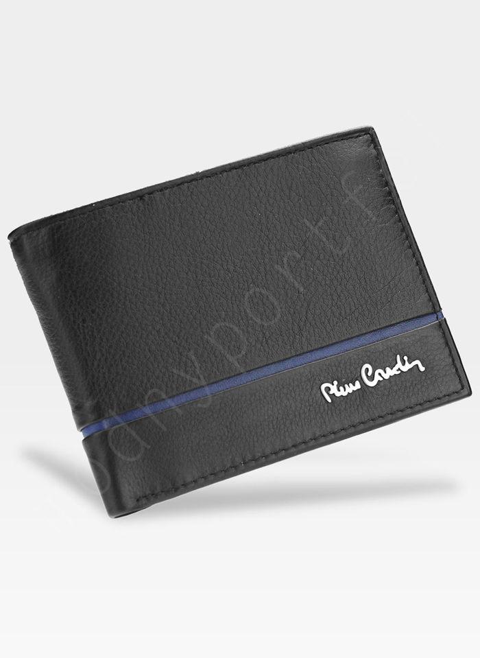 Markowy portfel męski Calm Ocean Pierre Cardin Tilak15 8806 RFID