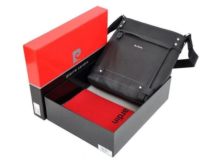Pierre Cardin 6530 ALEX01 czarny