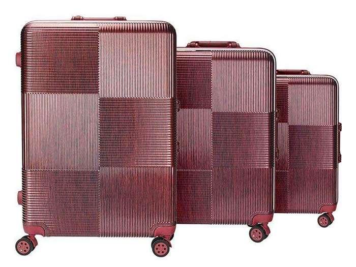 Pierre Cardin DB1708 DIBAI02 x3 Z czerwony