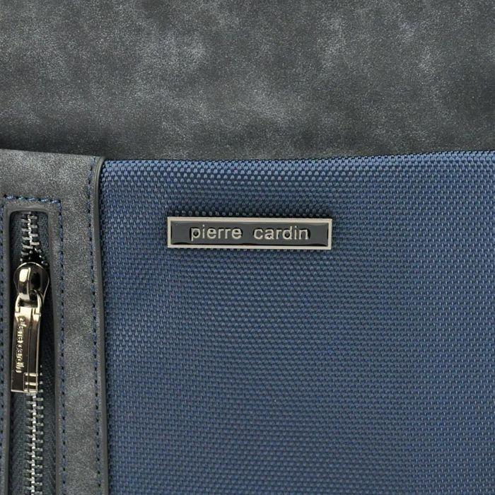 Pierre Cardin LF11 6015 niebieski + beż