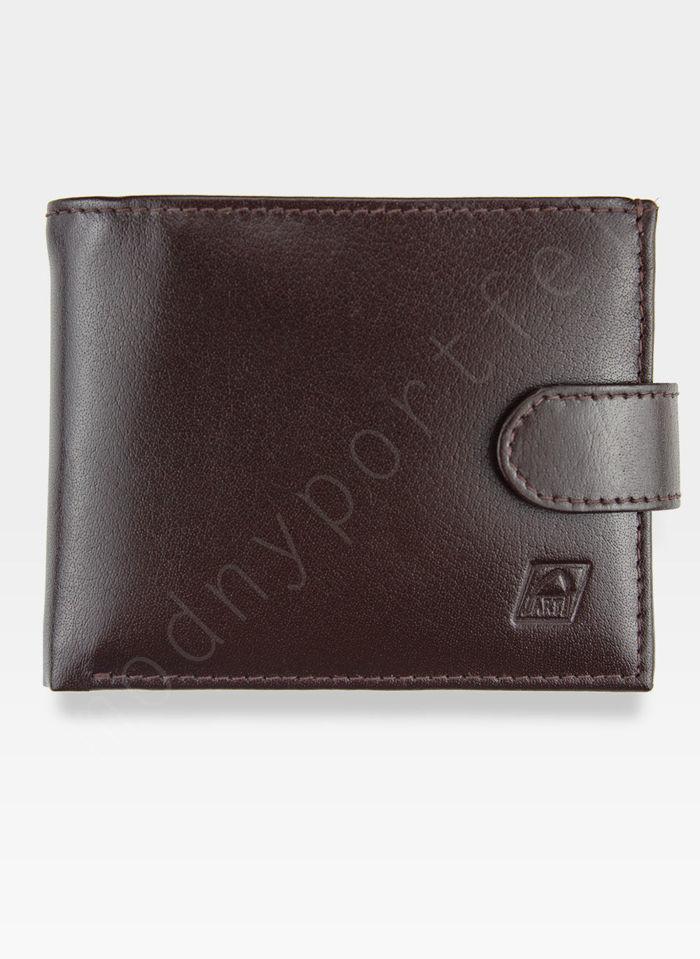 Portfel Męski A-Art Elegancki Klasyczny 3495-04/091 Brązowy