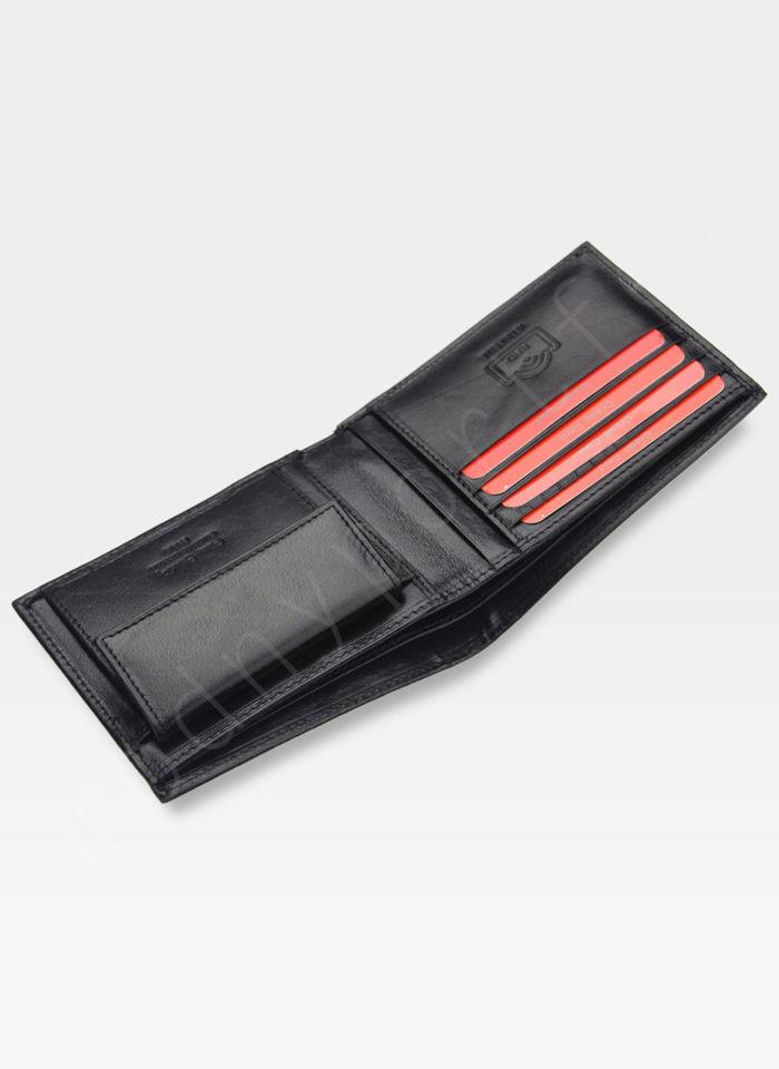Portfel Męski Pierre Cardin Skórzany Poziomy YS520.1 8805 RFID