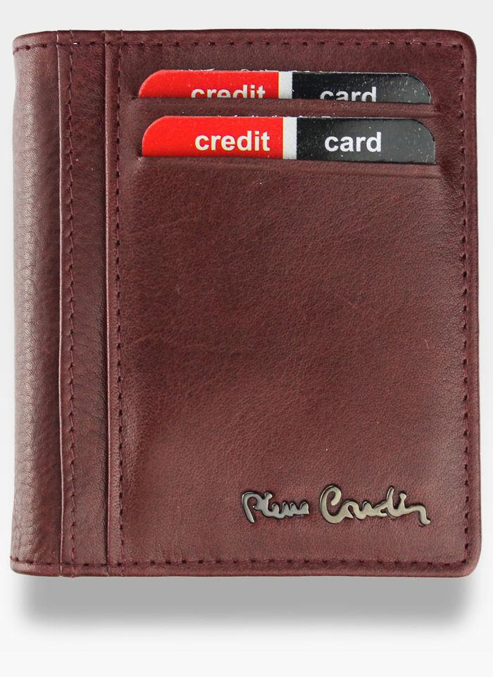 Portfel Skórzany Męski Pierre Cardin Banknotówka Cardholder Eko06 2990