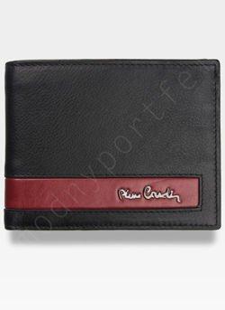 Modny Portfel Męski Pierre Cardin Oryginalny Skórzany Tilak26 8806 Sahara RFID